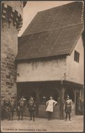 A Corner Of Shakespeare's England, Earl's Court, London, 1912 - WH Smith Postcard - Exhibitions