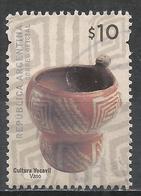 Argentina 2008. Scott #2495 (U) Jar, Yocavil Culture * - Argentine