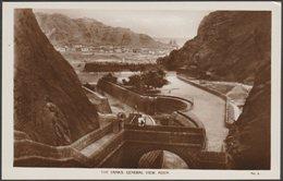 The Tanks, General View, Aden, C.1920s - Lehem RP Postcard - Yemen