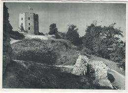 Vilnius - The Tower Of  Gediminas Castle  15th Cent. - (Lithuania) - Litouwen