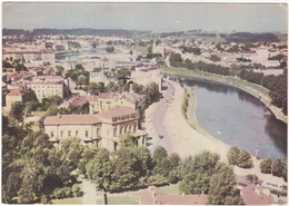 Vilnius - A View From  Gediminas Hill - (Lithuania) - Litouwen