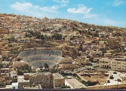 Jordan PPC Amman Amphitheatre Of Philadelphia (2 Scans) - Jordanien