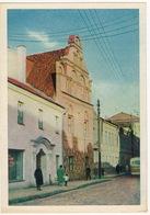 Kaunas - Vilnius Street  - (Lithuania) - Litouwen