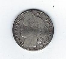 France 50 Centimes 1882 A - Frankreich