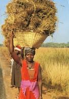 Guinea-Bissau - Woman - Femme - Guinea-Bissau