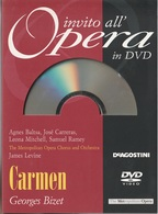 # DVD: Georges Bizet - Carmen - Carreras, Baltsa Ecc. Reg. Live Febbr. 1987 Con Libretto - Concert & Music