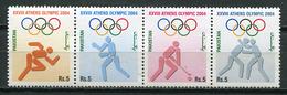 Pakistan 2004 / Olympic Games Athens MNH Juegos Olímpicos Atenas / Cu8126  41 - Zomer 2004: Athene