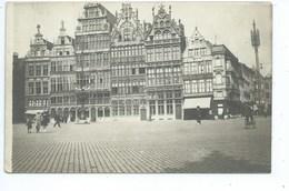 Antwerpen Grand'Place ( Fotokaart ) - Antwerpen