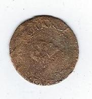 France Monnaie Royale à Identifier Denier Tournois - 987-1789 Monete Reali