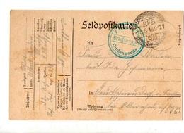 7402 Carte Lettre Cachet OUDENAERDE - Oudenaarde