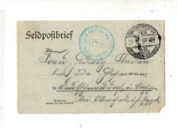 7403 Carte Lettre Cachet OUDENAERDE - Oudenaarde