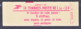 France 2059 C3 Carnet Sabine Non Ouvert  Neuf ** TB MNH  Sin Charnela Cote 17 - Carnets