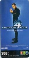 Mobilecard Thailand - 12Call - Movie,Film,cinema  - Fantastic 4 (23) - Kino