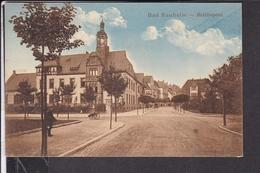 Bad Nauheim  Reichspost , Postamt  1913 - Bad Nauheim