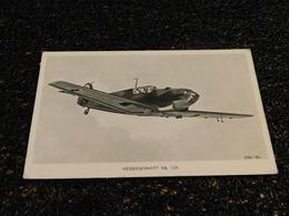 Messerschmitt ME 109, III Reich (K5) - Airships