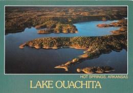 Lake Ouachita, Hot Springs, Arkansas, USA Unused - Hot Springs