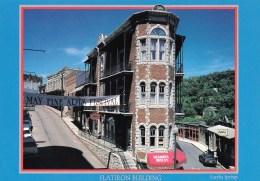 Historic Flatiron Building, Eureka Springs, Arkansas, USA Unused - United States
