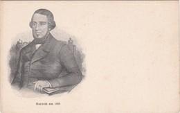 POSTCARD PORTUGAL - HOMENAGEM A GARRETT - ALMEIDA GARRETT EM 1850 - Portugal
