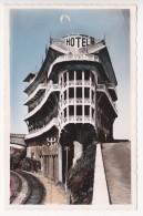 CPSM Format CPA - CERBERE - Etablissement Deléon Hôtel Belvédére - Cerbere