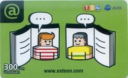 Mobilecard Thailand - 12Call/AIS - Werbung (2) - Thaïland