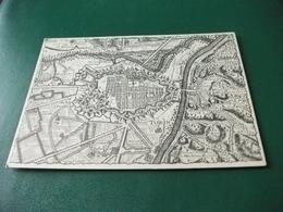 CARTA GEOGRAFICA TURIN TORINO XV CONGRESSO GEOGRAFICO ITALIANO 1950 - Carte Geografiche