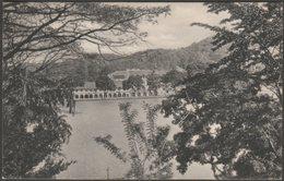 Queens Hotel Across The Lake, Kandy, Ceylon, C.1910 - Plâté Postcard - Sri Lanka (Ceylon)