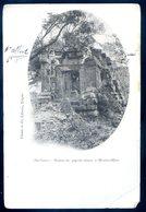 Cpa Du Laos Bas Laos Ruines De Pagode Khmer à Houêne Hine  Avril18-26 - Laos