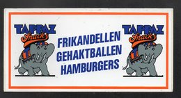 TAPPAZ SNACK * ELEPHANT * -  AUTOCOLLANT   N°2752 - Stickers