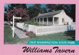 Williams Tavern, Old Washington State Park, Washington, Arkansas, USA Unused - United States