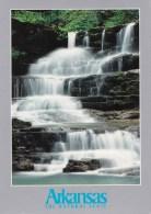 Falls, Indian Creek, Buffalo National Park, Arkansas, USA Unused - United States
