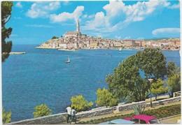 ROVINJ, Croatia , 1987 Used Postcard [21182] - Croatia