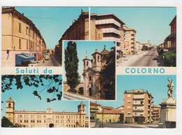 ^ SALUTI DA COLORNO PARMA VEDUTE PANORAMA 130 - Parma