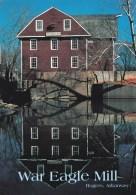 War Eagle Mill, Rogers, Arkansas, USA Unused - United States