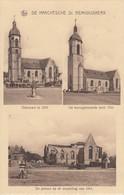 Haacht Kerk Ook Vernielde Kerk 1914 - Haacht