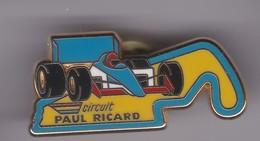 Pin's CIRCUIT PAUL RICARD SIGNE ARTHUS BERTRAND - Arthus Bertrand