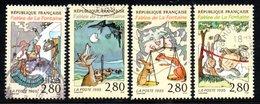 N° 2958,2961/2963 - 1995 - Frankreich
