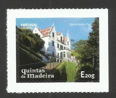 2015 - PORTOGALLO / MADEIRA - VILLE DI MADEIRA. MNH - Emissioni Locali