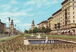 Berlin, Frankfurter Allee, Gebraucht 1977 - Alemania