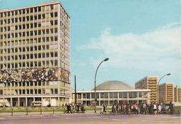 Berlin, Haus Des Lehrers Mit Kongresshalle, Gebraucht 1968 - Alemania