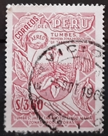 PERÚ 1966 Airmail - Personalities, Nature And Culture Of Peru. USADO - USED. - Peru