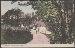 Poughill Village Near Bude, Cornwall, C.1905-10 - Thorn Postcard - Other