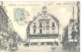 Dieppe - Le Café Des Tribunaux - Dieppe