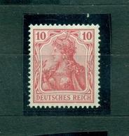 Deutsches Reich, Germania Nr.86 I A Postfrisch, Geprüft BPP - Deutschland