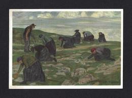 PRO JUVENTUTE  Steinige Land - La Corvée - Aspra Fatica H.-B. WIELAND - Other