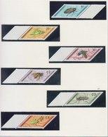 SALVADOR   1970   Faune- Insectes      N° 752 / 754 +     PA    N°   246 / 248         Cote      17 € 50 - Salvador