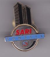 Pin's CONSEIL SARI  SIGNE ARTHUS BERTRAND - Arthus Bertrand
