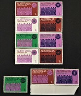 1971  Christmas 11 Stamps Three Kings And Star **) - 1966-79 Elizabeth II