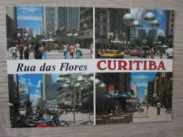 Curitiba. Rua Das Flores. Mercator 10. - Curitiba