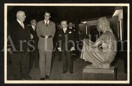 Postcard / ROYALTY / Belgique / België / Roi Baudouin / Koning Boudewijn / Expo 58 / Palais Du Congo / 1958 - Universal Exhibitions