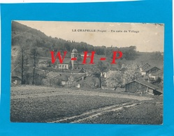 CPA  LA CHAPELLE (Vosges) Un Coin Du Village - Frankreich